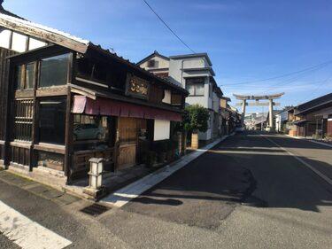 98 八幡神社と石釜パン